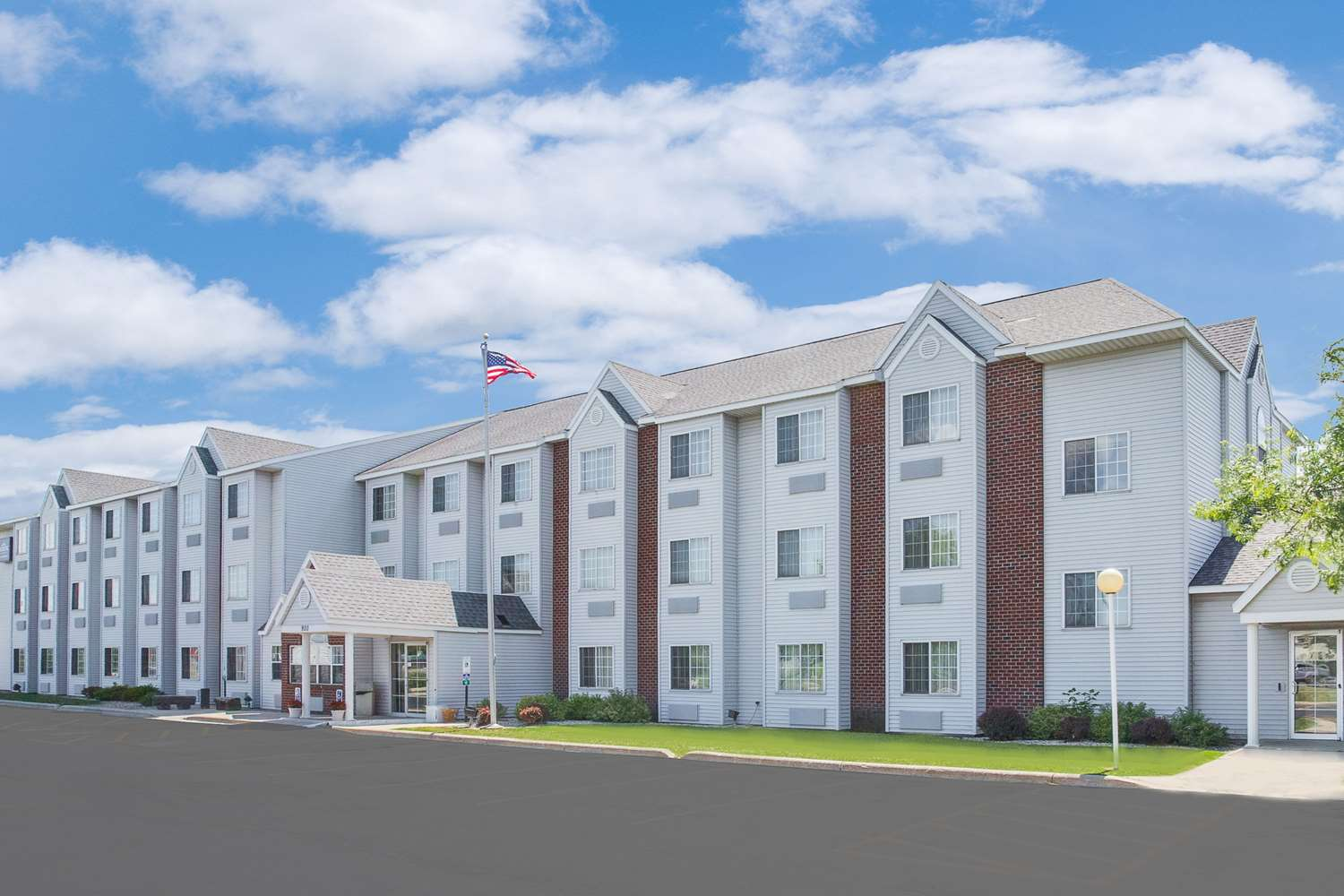 Exterior view - Microtel Inn & Suites by Wyndham Fond du Lac