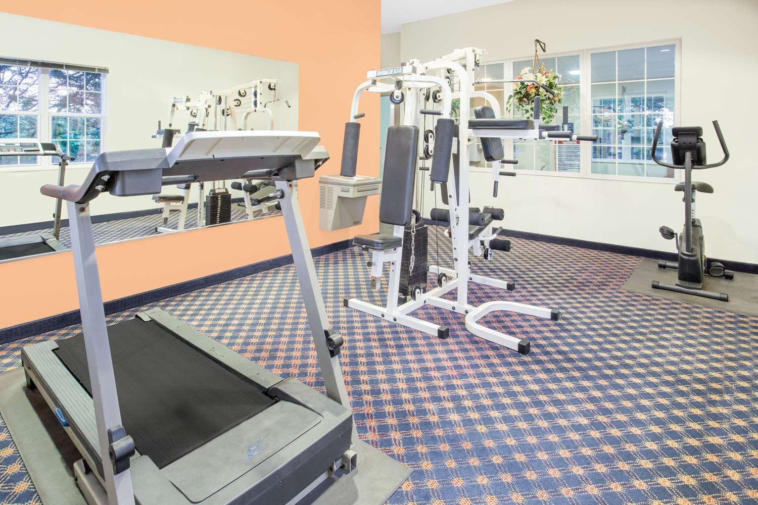 Fitness/ Exercise Room - Microtel Inn & Suites by Wyndham Fond du Lac