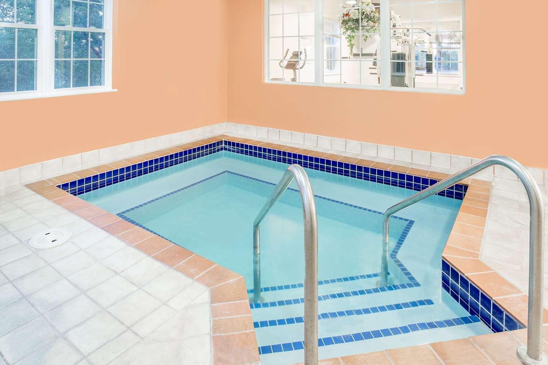 Pool - Microtel Inn & Suites by Wyndham Fond du Lac