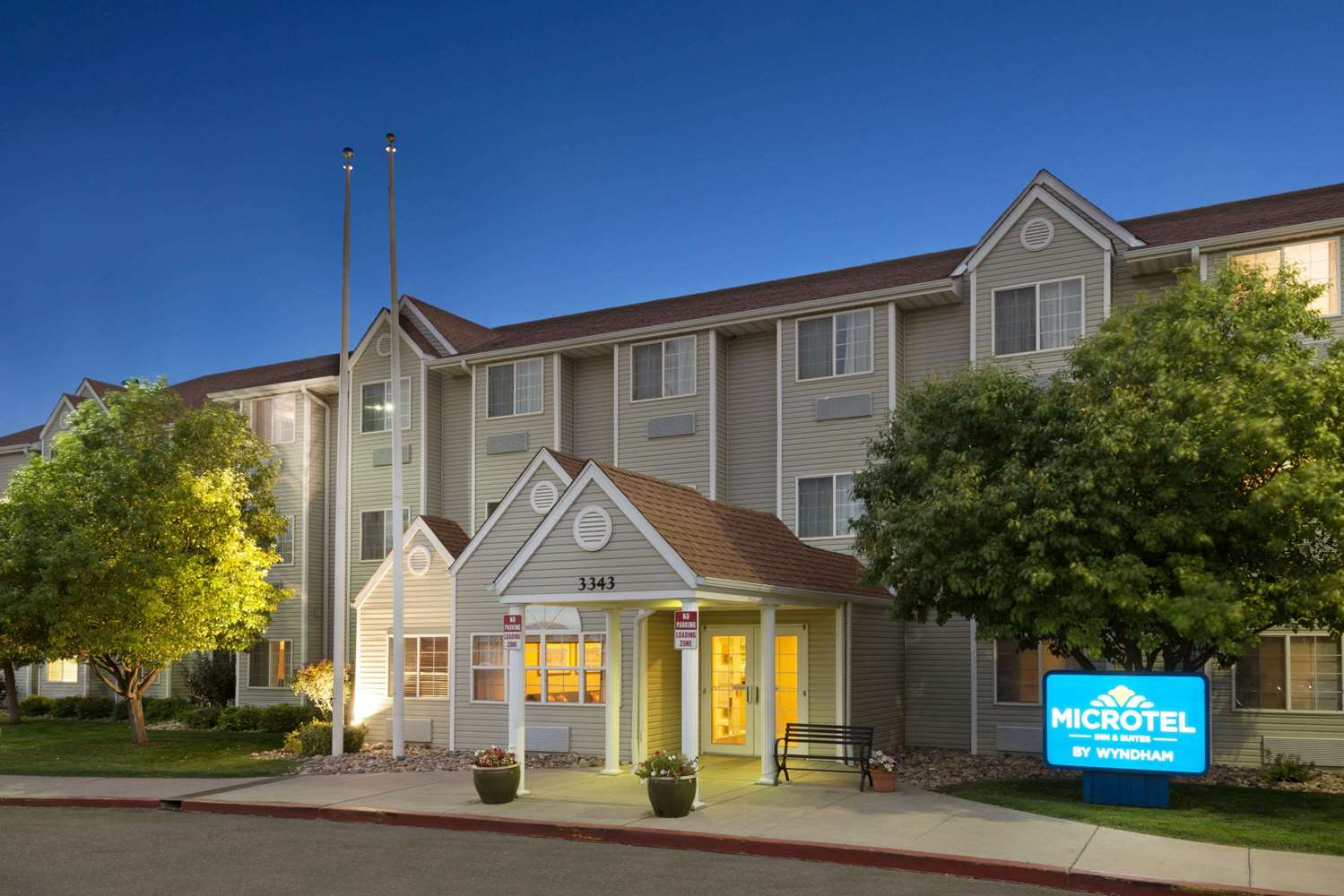 Exterior view - Microtel Inn & Suites by Wyndham Pueblo