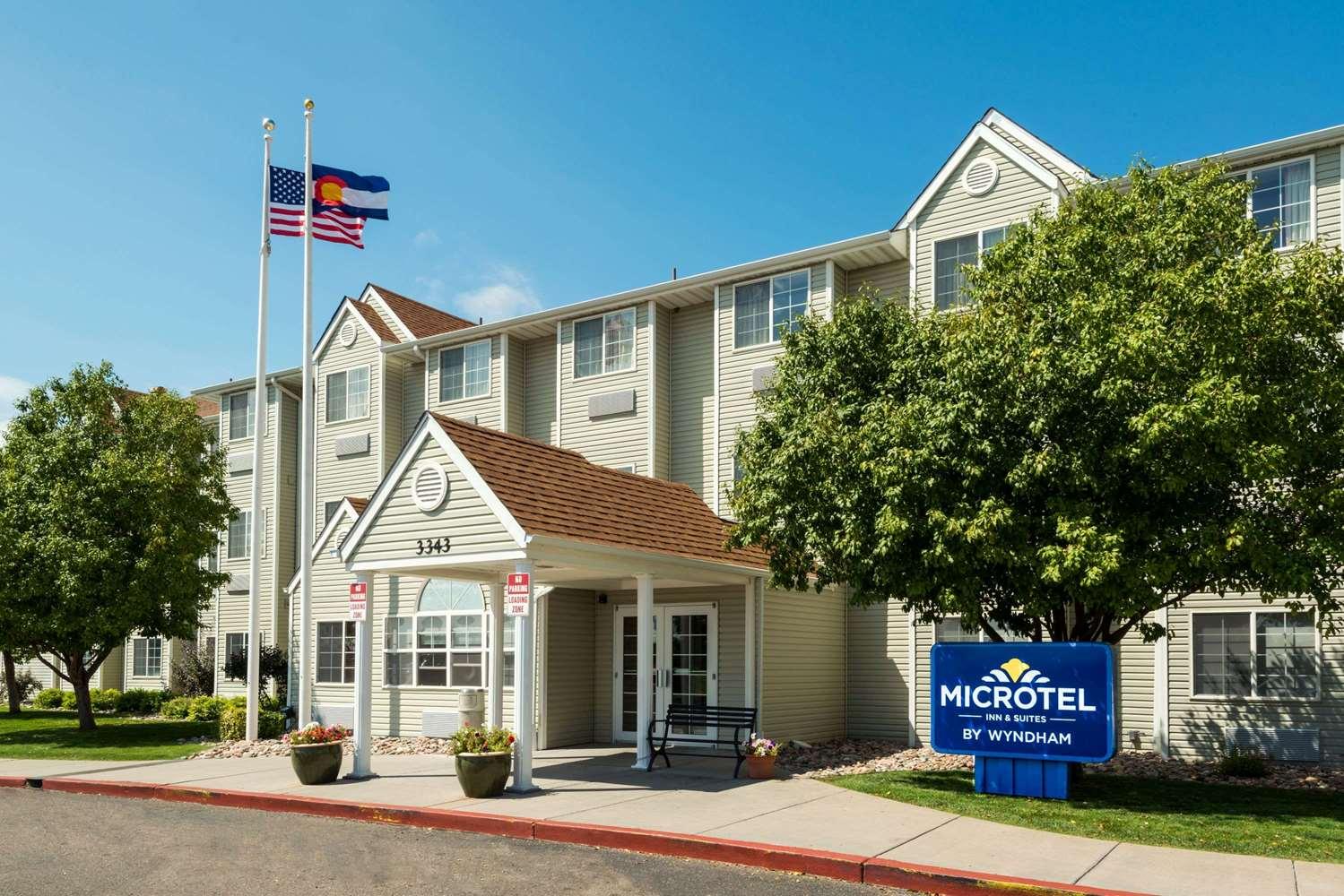 Exterior view - Microtel Inn & Suites by Wyndham Pueblo