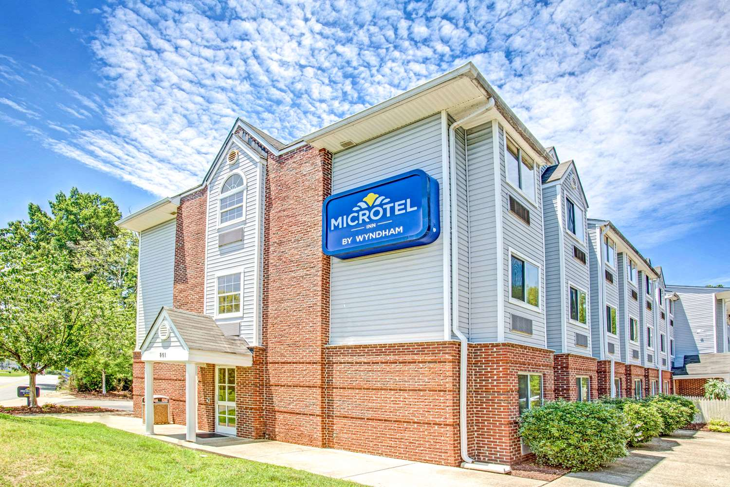 Exterior view - Microtel Inn by Wyndham Newport News