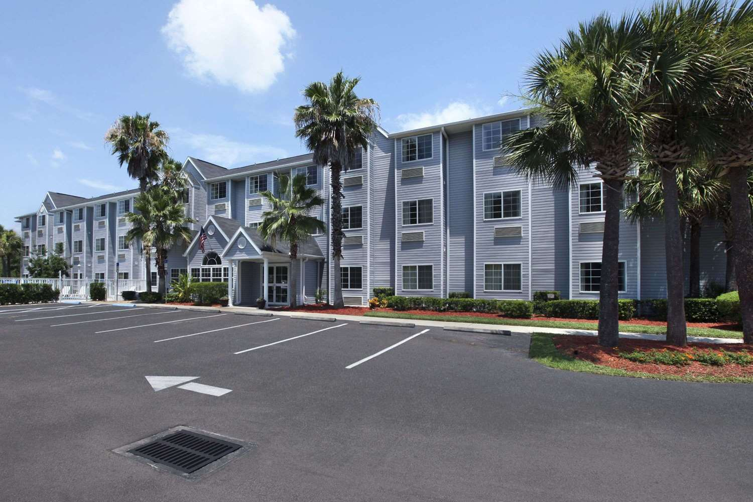 Exterior view - Microtel Inn & Suites by Wyndham Palm Coast