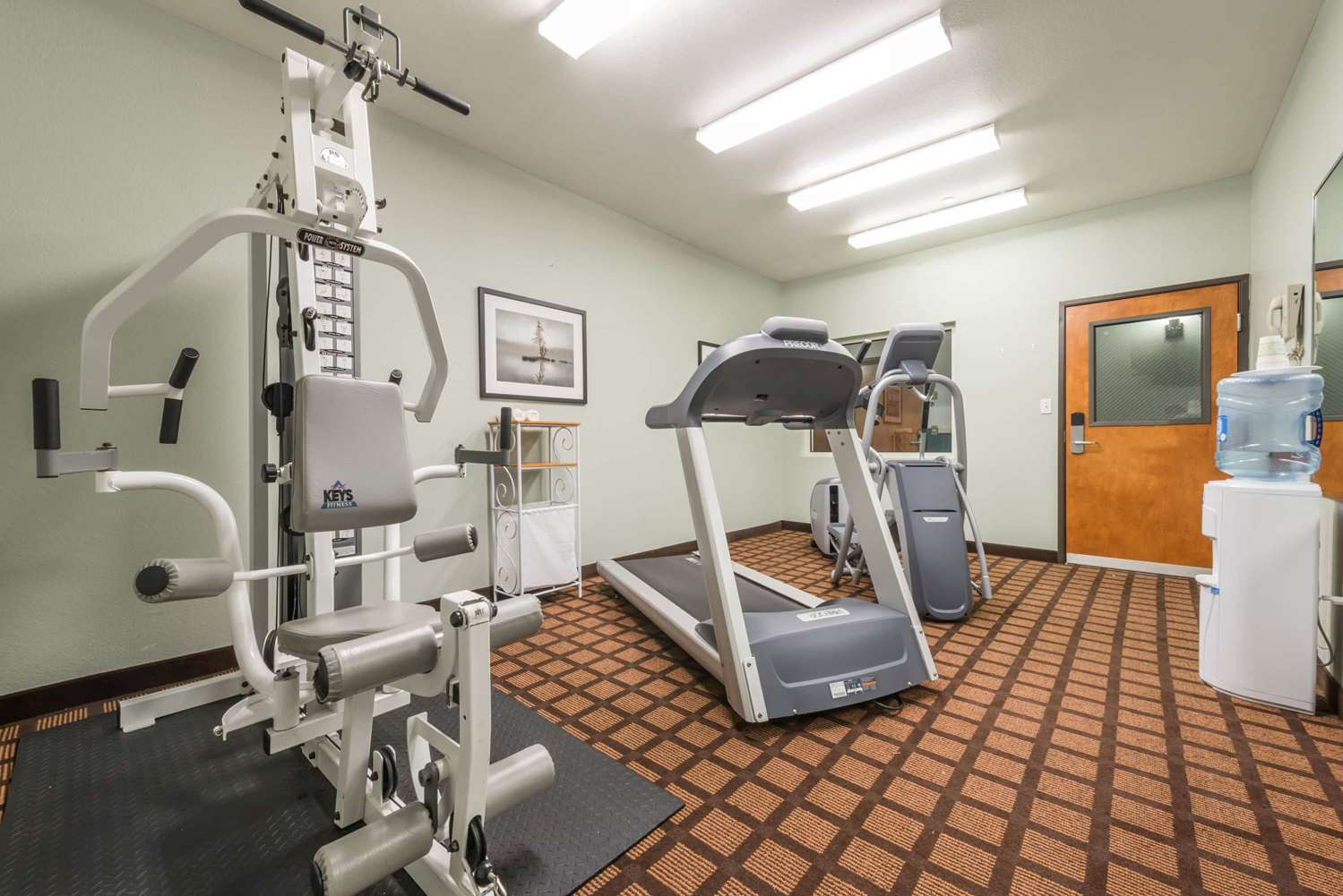 Fitness/ Exercise Room - Microtel Inn & Suites by Wyndham North Fort Worth