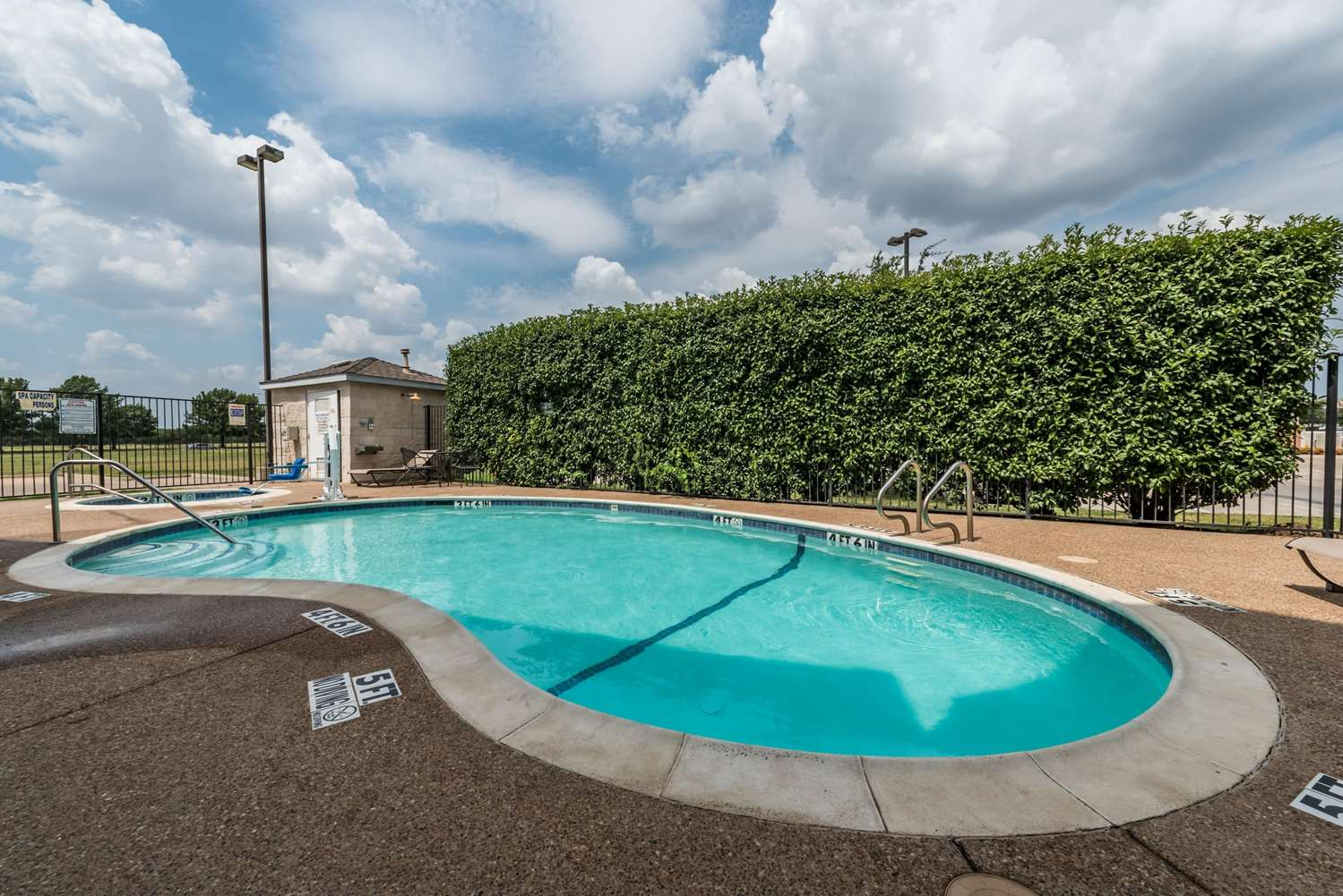 Pool - Microtel Inn & Suites by Wyndham North Fort Worth