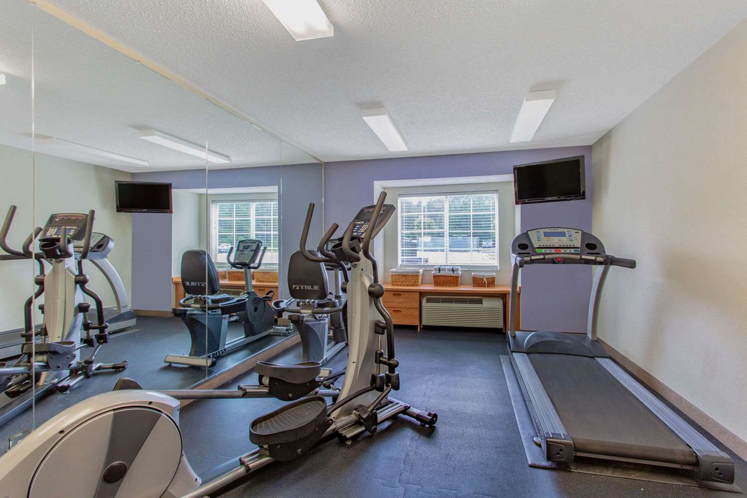 Fitness/ Exercise Room - Microtel Inn by Wyndham Lillington