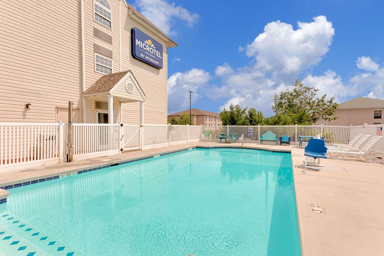 Pool - Microtel Inn & Suites by Wyndham Augusta