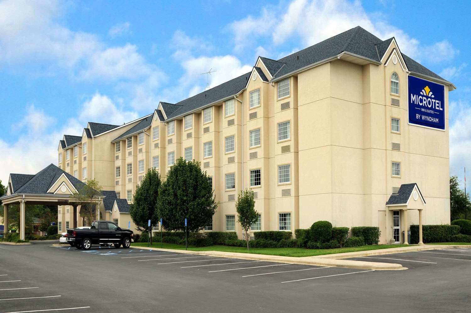 Exterior view - Microtel Inn & Suites by Wyndham Bossier City