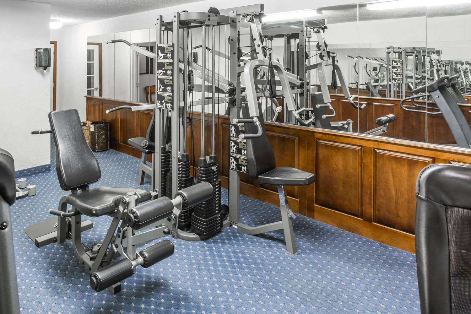 Fitness/ Exercise Room - Baymont Inn & Suites Greensboro