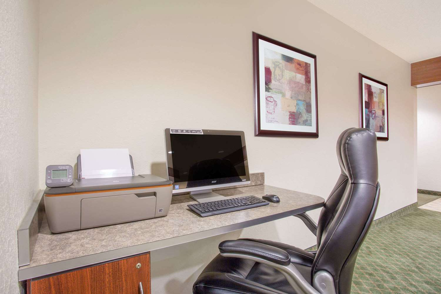 Conference Area - Microtel Inn & Suites by Wyndham Gassaway