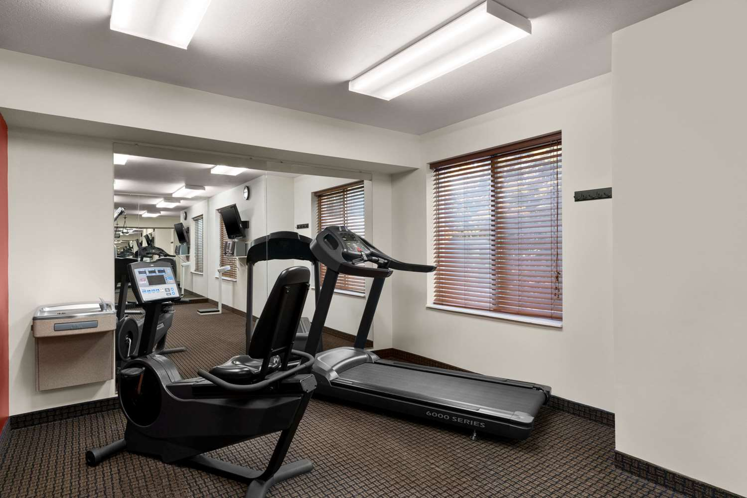 Fitness/ Exercise Room - Hawthorn Suites by Wyndham Lancaster