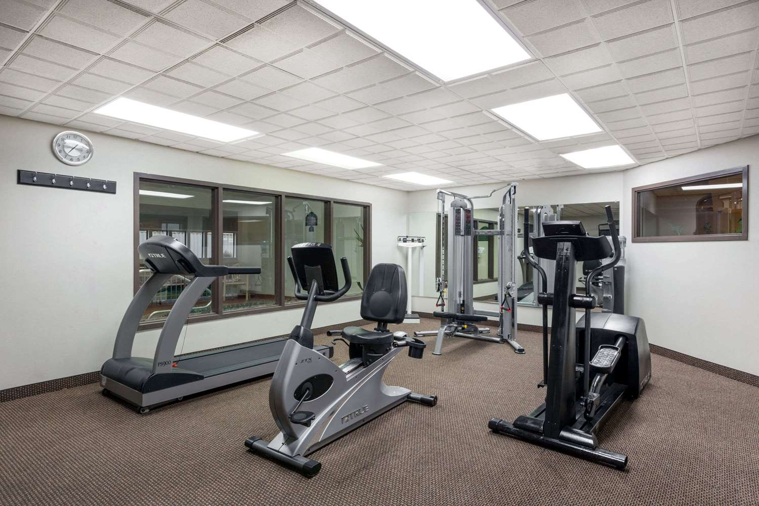 Fitness/ Exercise Room - Wingate by Wyndham Hotel West Monroe