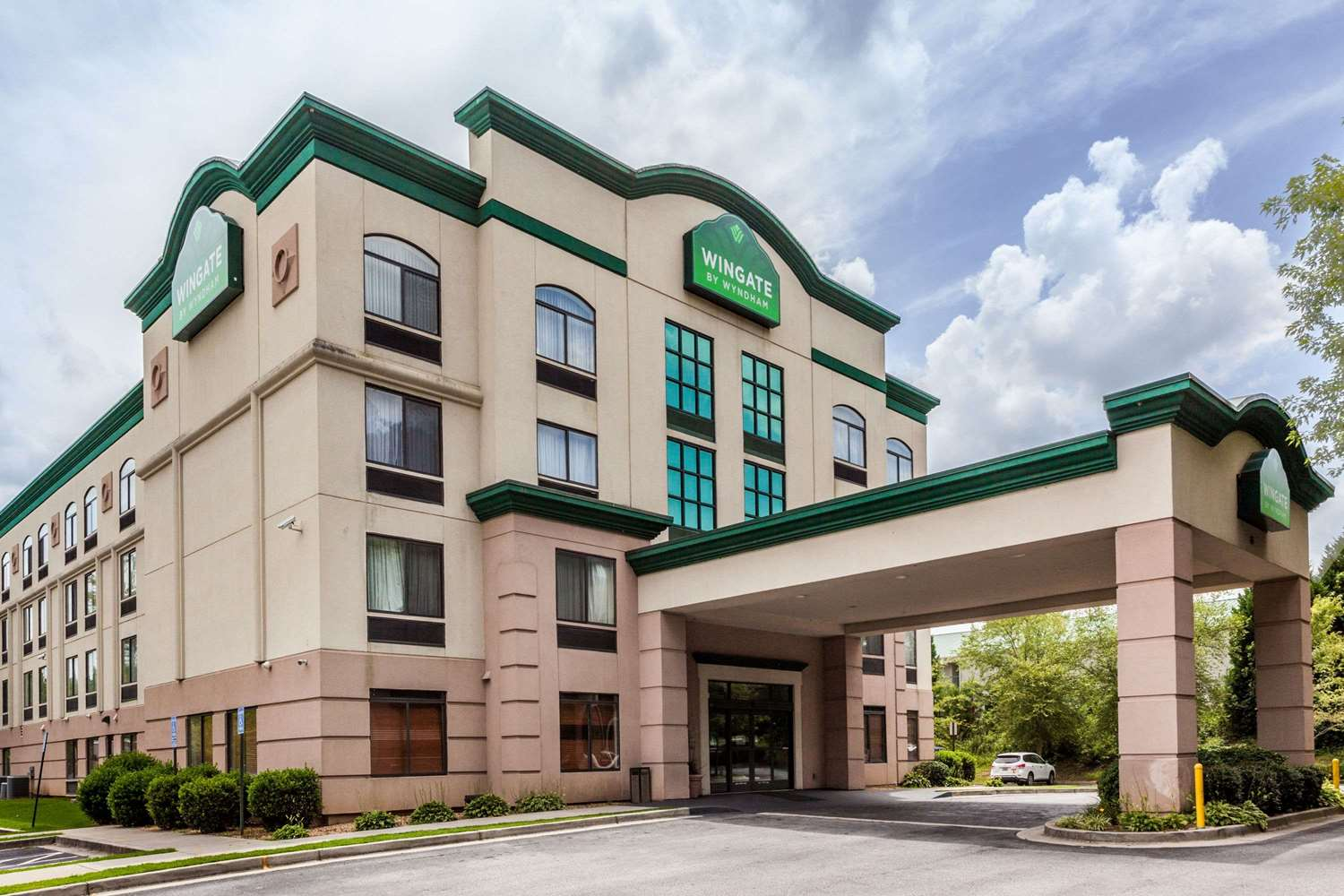 Exterior view - Wingate by Wyndham Hotel Austell