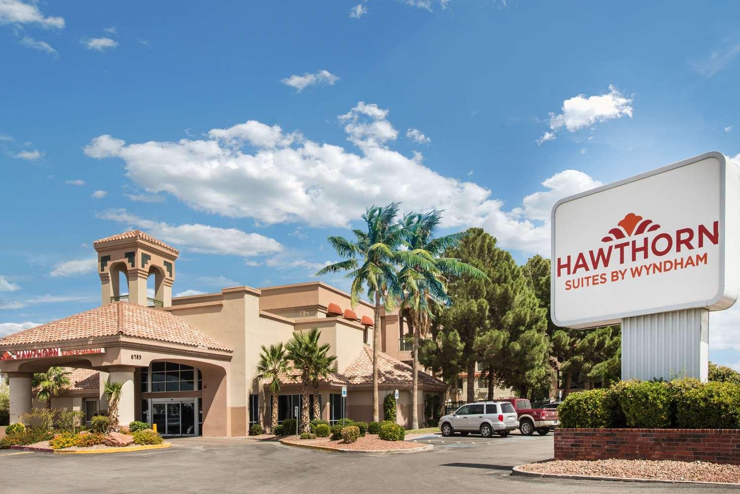 Exterior view - Hawthorn Suites by Wyndham Airport El Paso