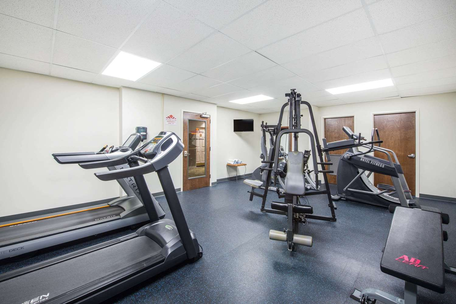 Fitness/ Exercise Room - Hawthorn Suites by Wyndham Airport El Paso