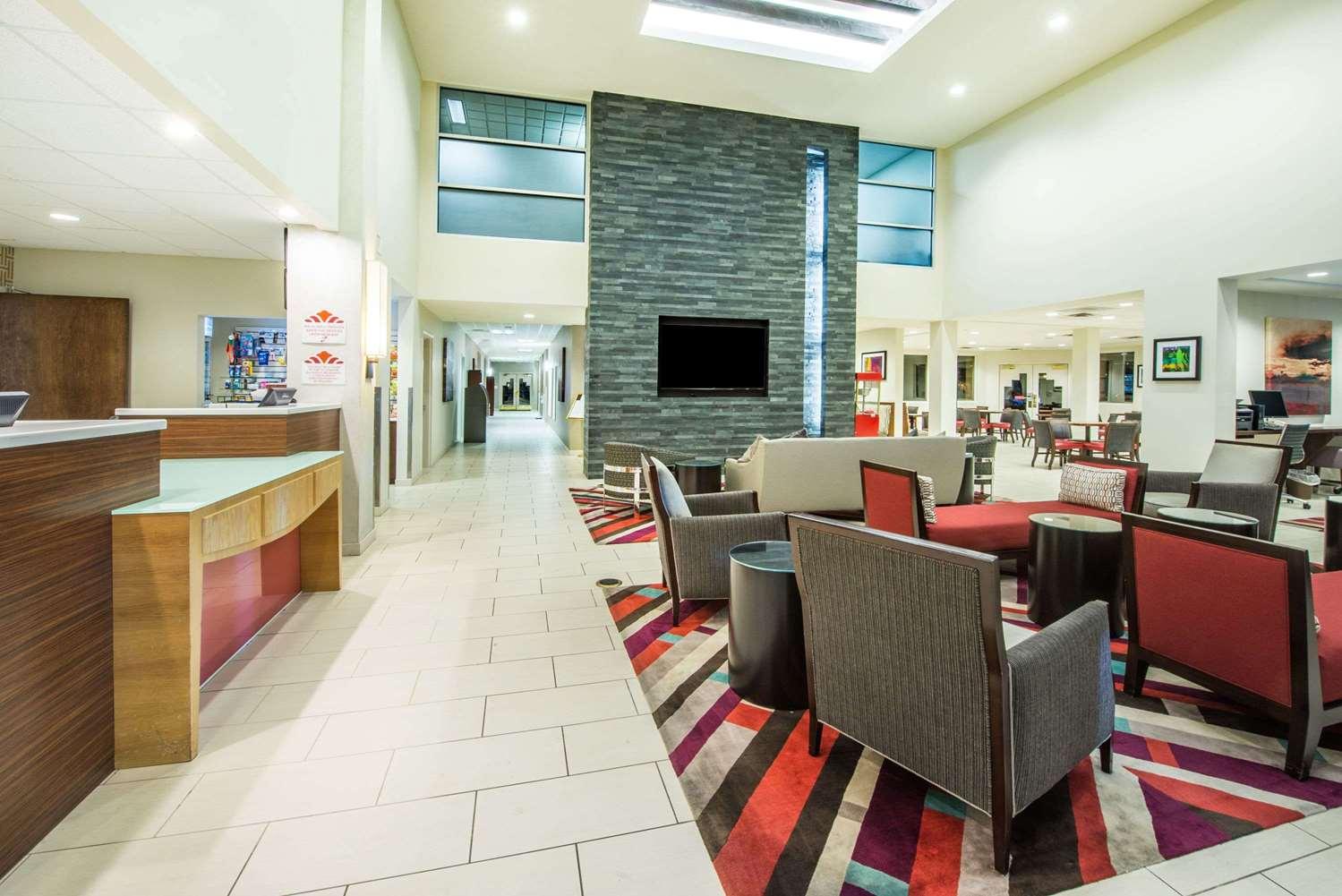 Lobby - Hawthorn Suites by Wyndham Airport El Paso