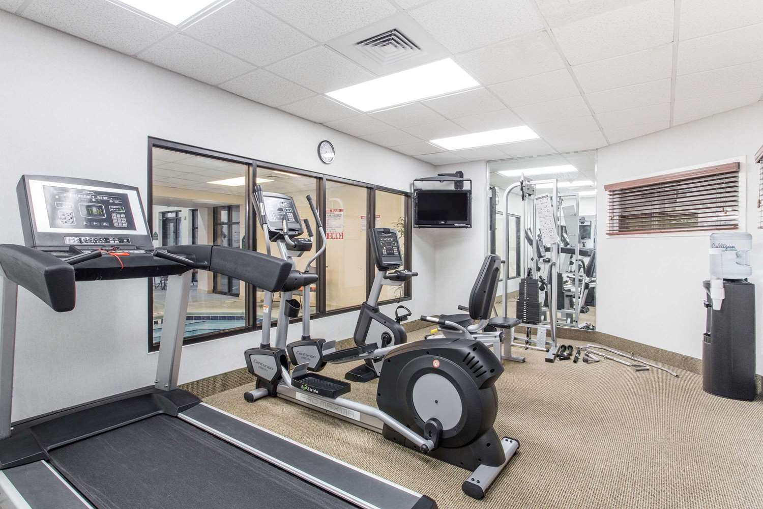 Fitness/ Exercise Room - Wingate by Wyndham Hotel Lynn Haven