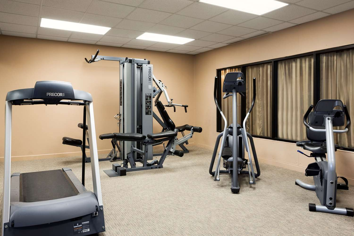 Fitness/ Exercise Room - Wingate by Wyndham Hotel Jeffersontown