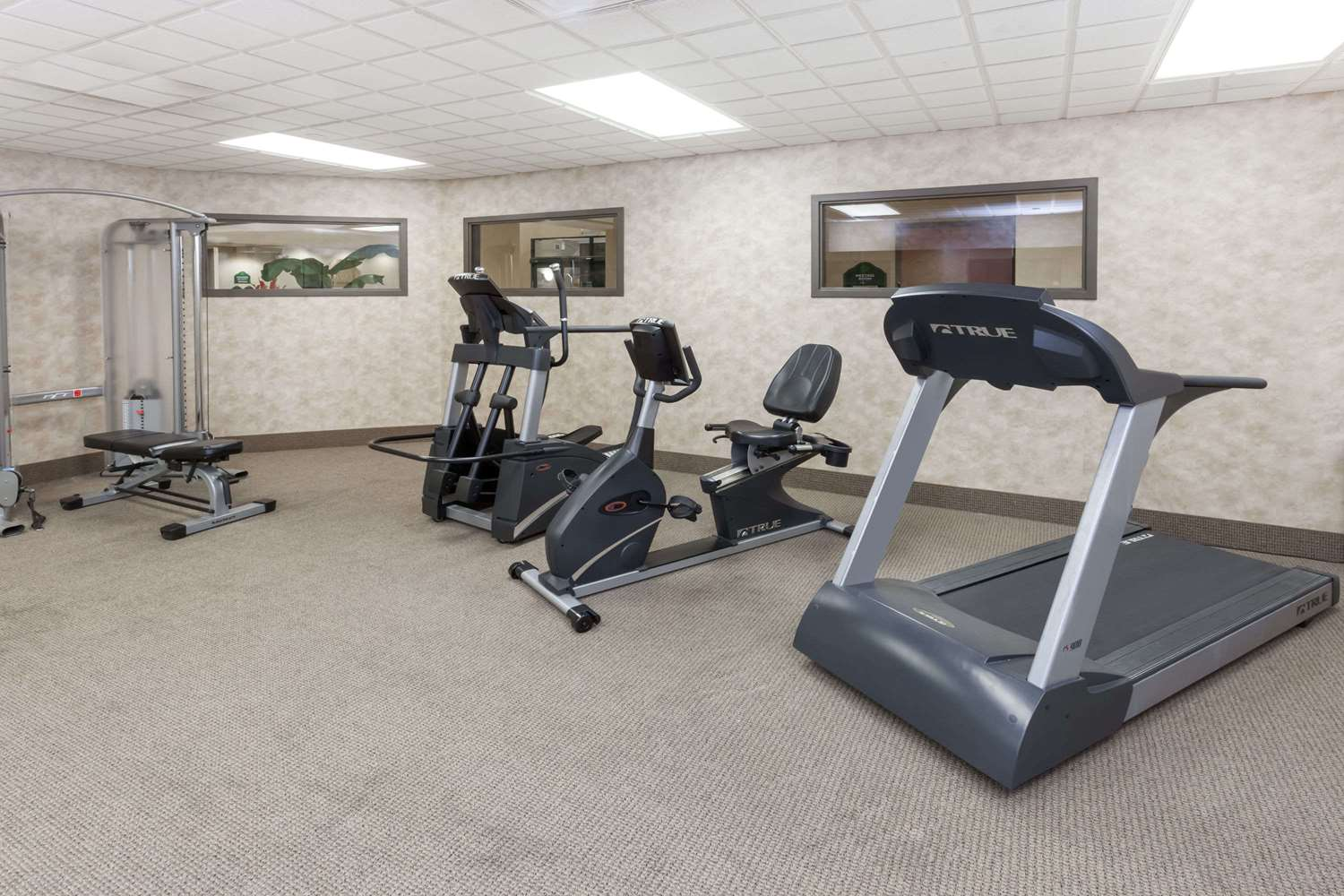 Fitness/ Exercise Room - Wingate by Wyndham Hotel Peoria