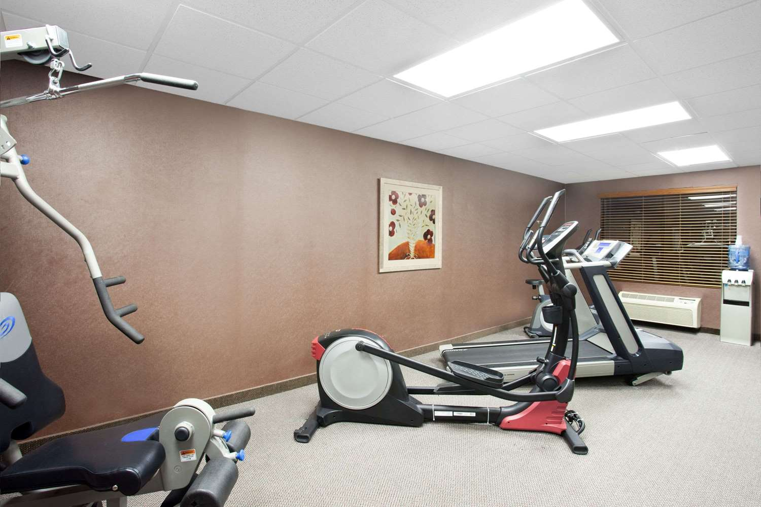 Fitness/ Exercise Room - Wingate by Wyndham Hotel Yuma