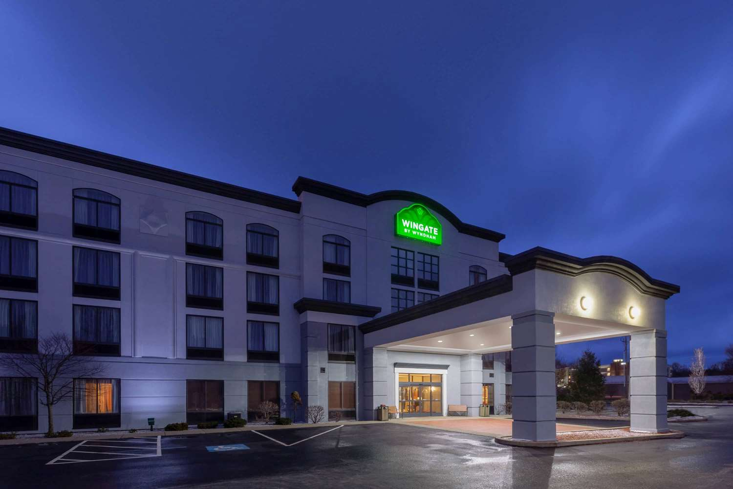 Exterior view - Wingate by Wyndham Hotel Erie