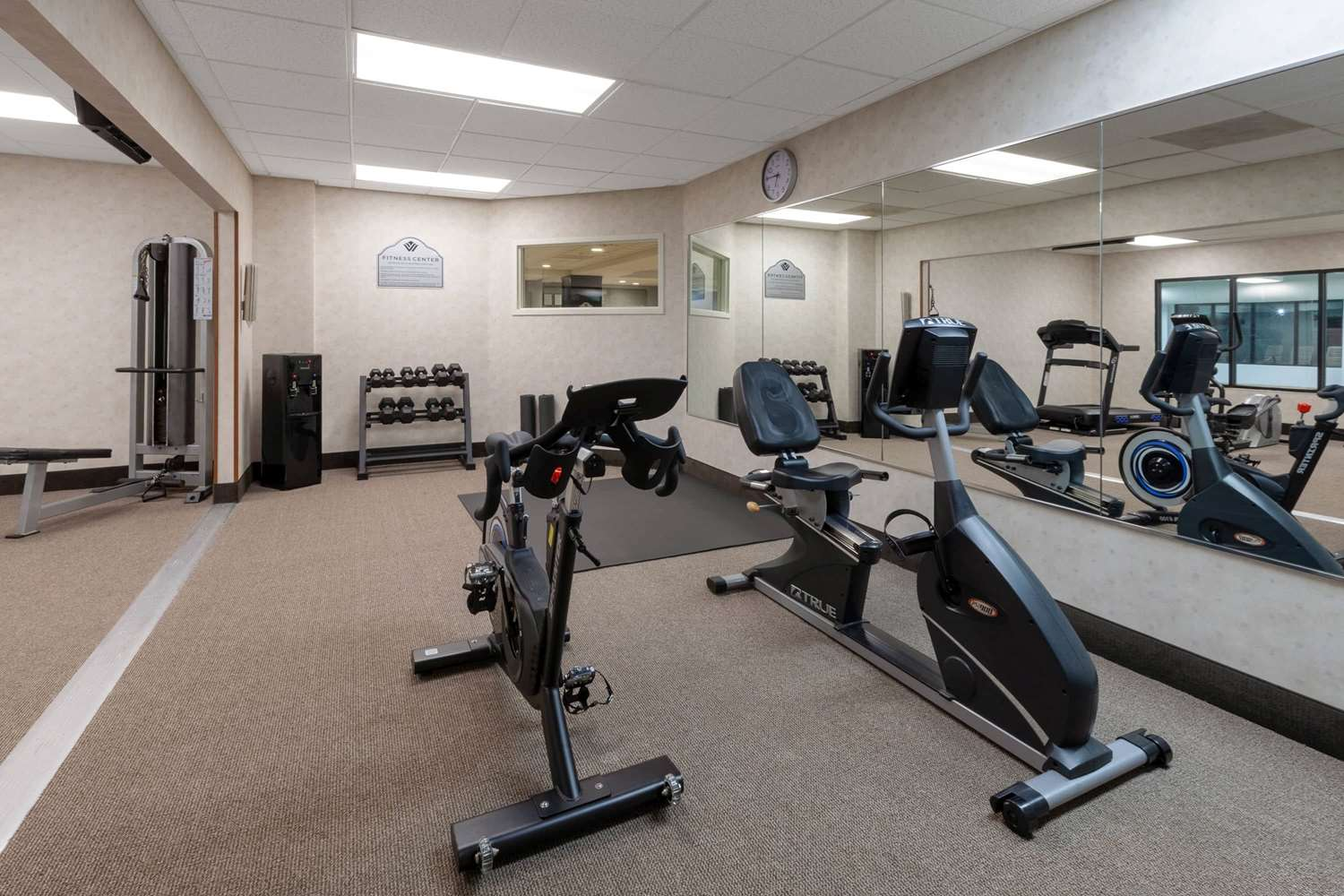 Fitness/ Exercise Room - Wingate by Wyndham Hotel Erie