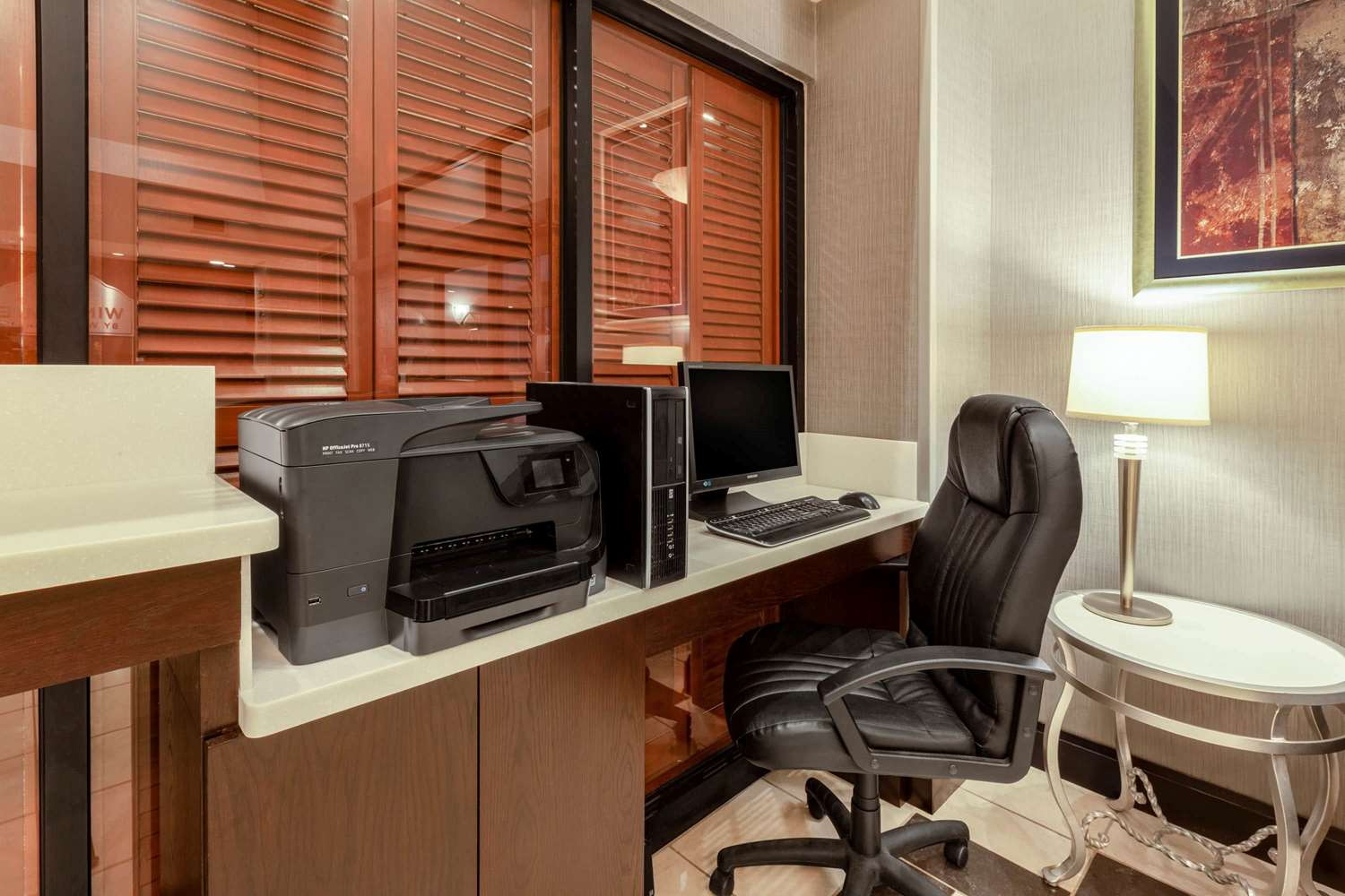 Conference Area - Wingate by Wyndham Hotel Erie