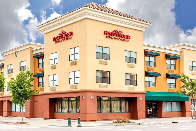 Exterior view - Hawthorn Suites by Wyndham Alameda