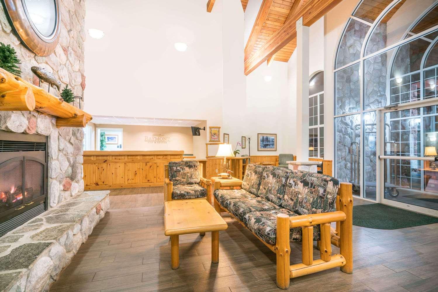 Lobby - Baymont Inn & Suites Baxter