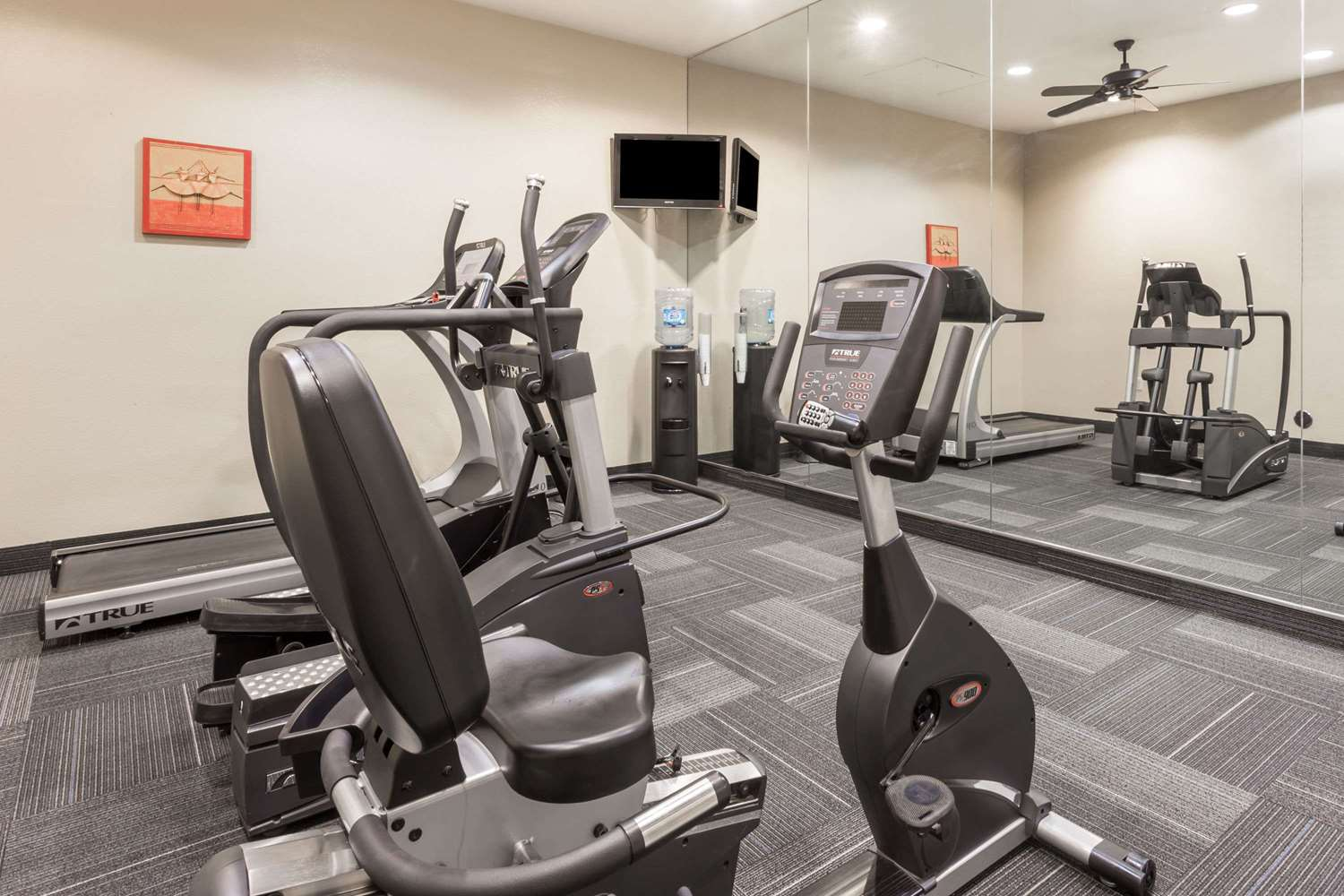 Fitness/ Exercise Room - Hawthorn Suites by Wyndham Chandler