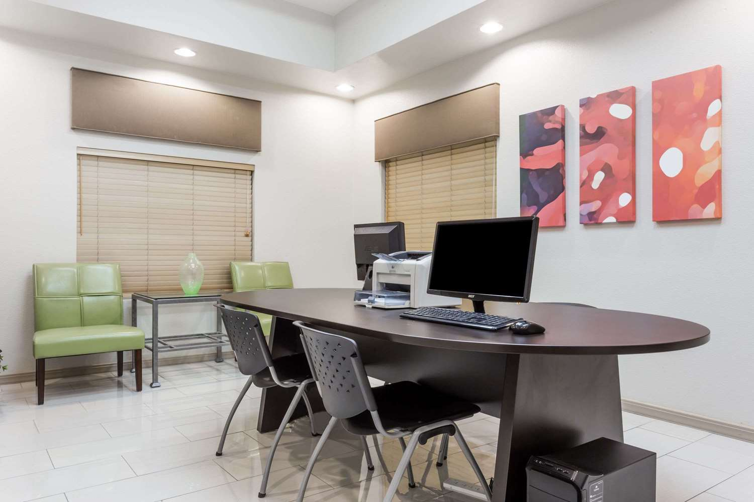 Conference Area - Hawthorn Suites by Wyndham Chandler