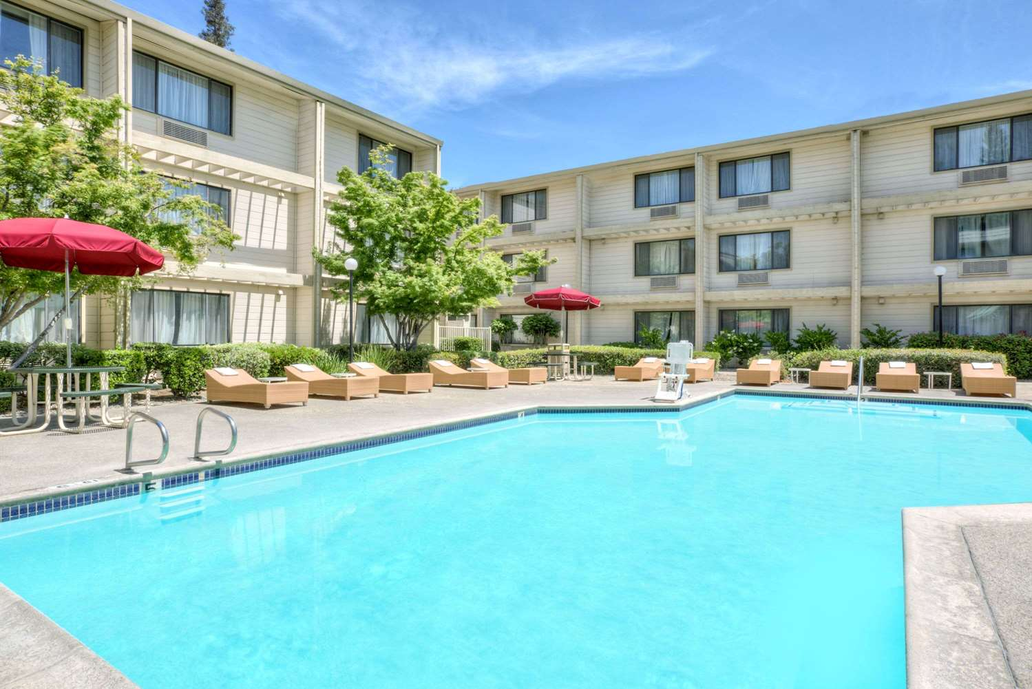 Pool - Hawthorn Suites by Wyndham Sacramento