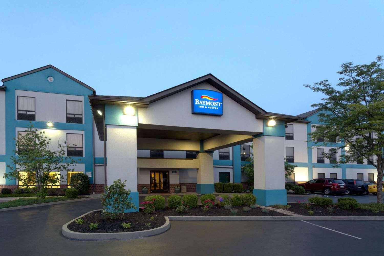 Exterior view - Baymont Inn & Suites Mason