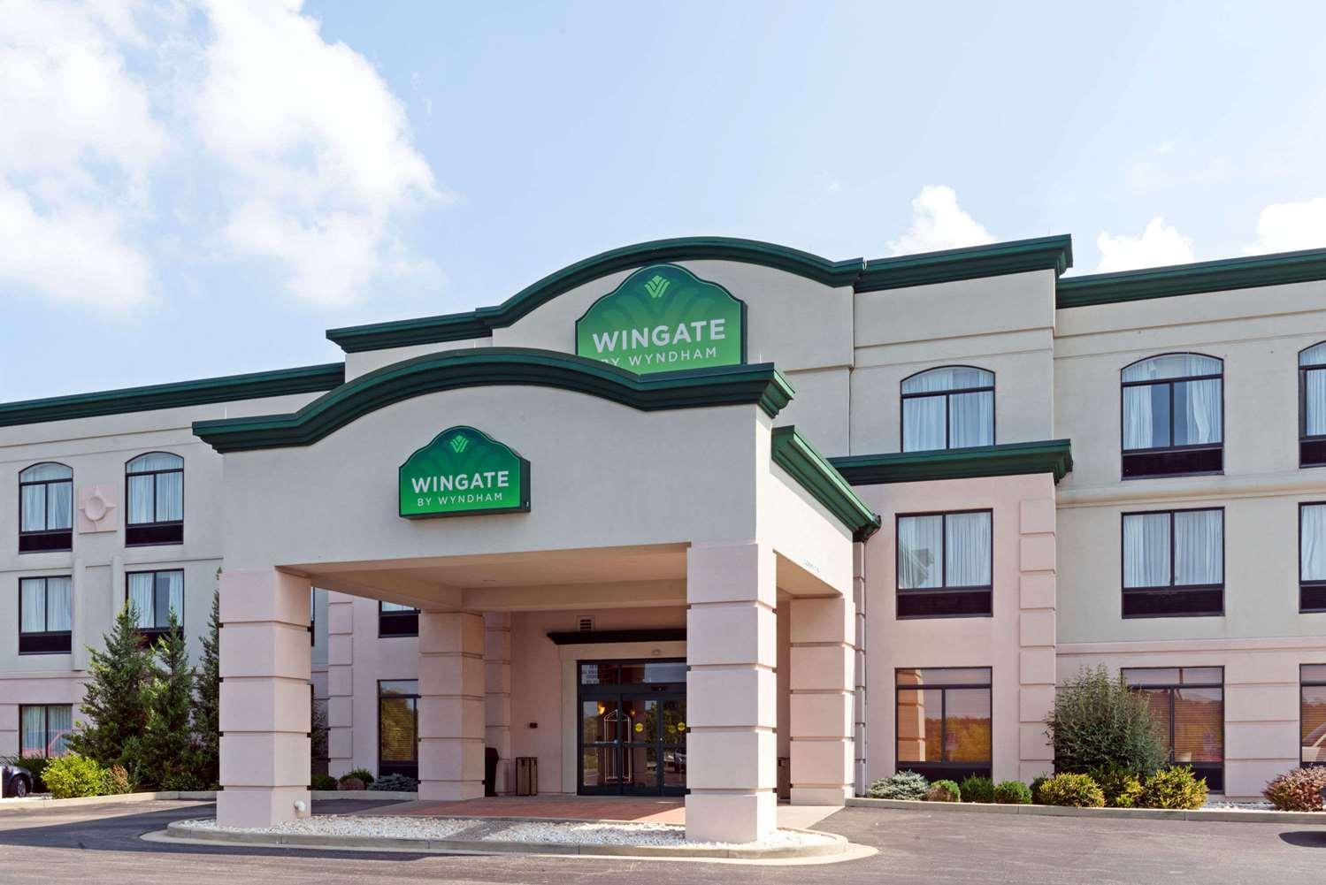 Exterior view - Wingate by Wyndham Hotel Cincinnati Airport Erlanger