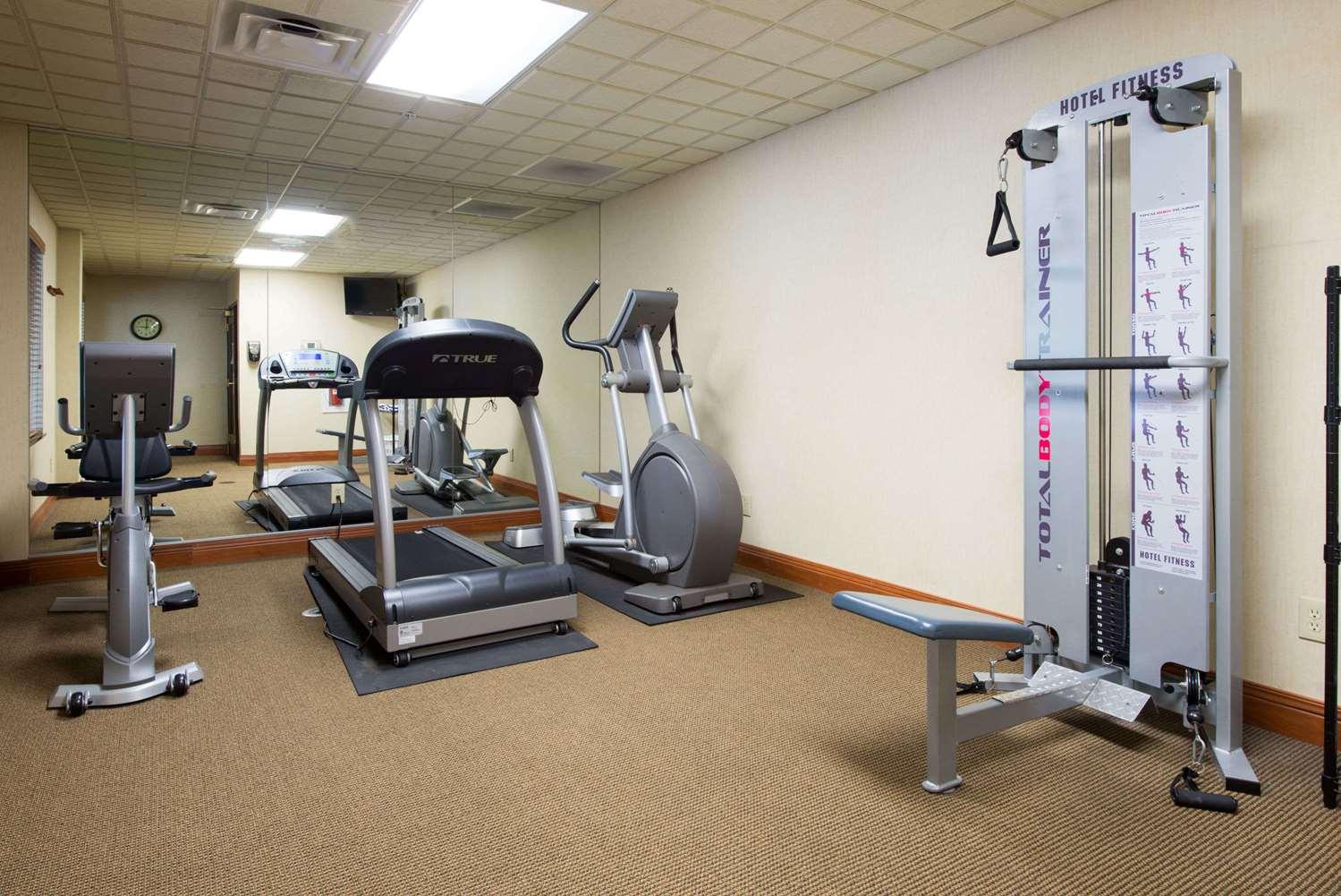 Fitness/ Exercise Room - Wingate by Wyndham Hotel Cincinnati Airport Erlanger