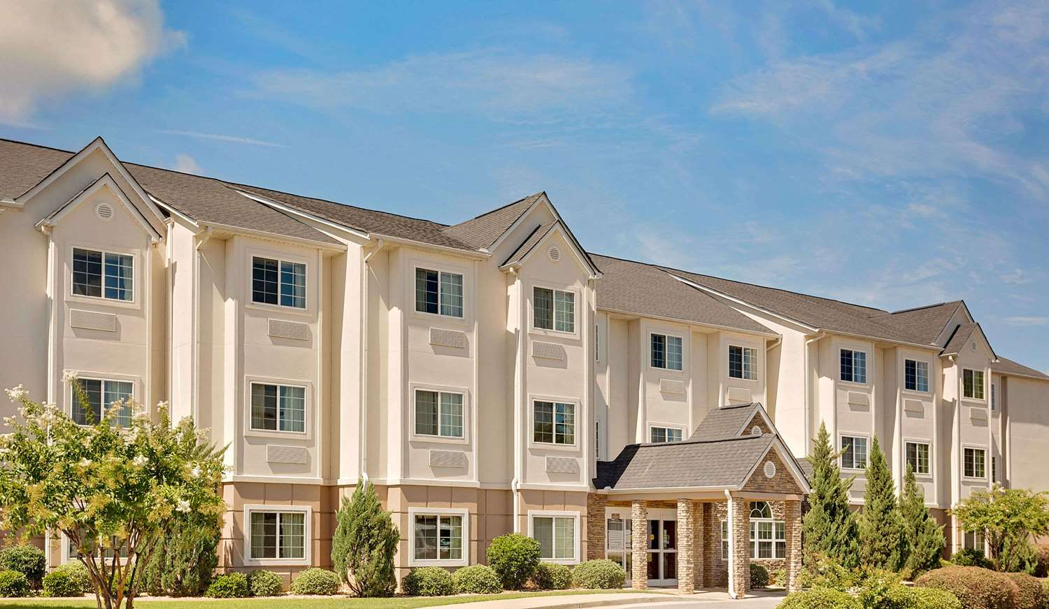 Exterior view - Microtel Inn & Suites by Wyndham Perry