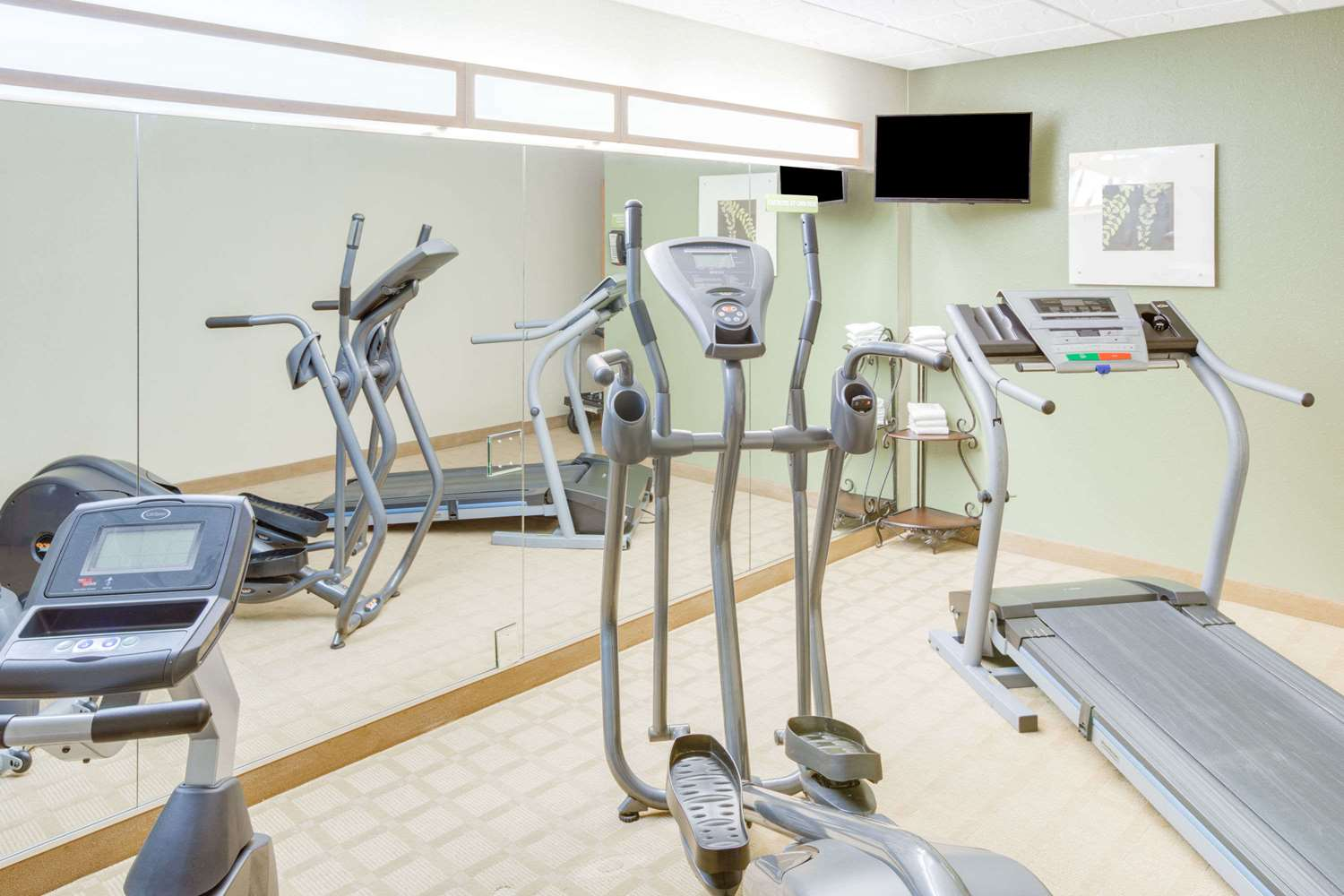 Fitness/ Exercise Room - Microtel Inn & Suites by Wyndham Saraland