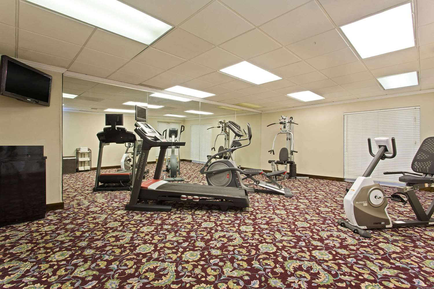 Fitness/ Exercise Room - Baymont Inn & Suites Busch Gardens Tampa