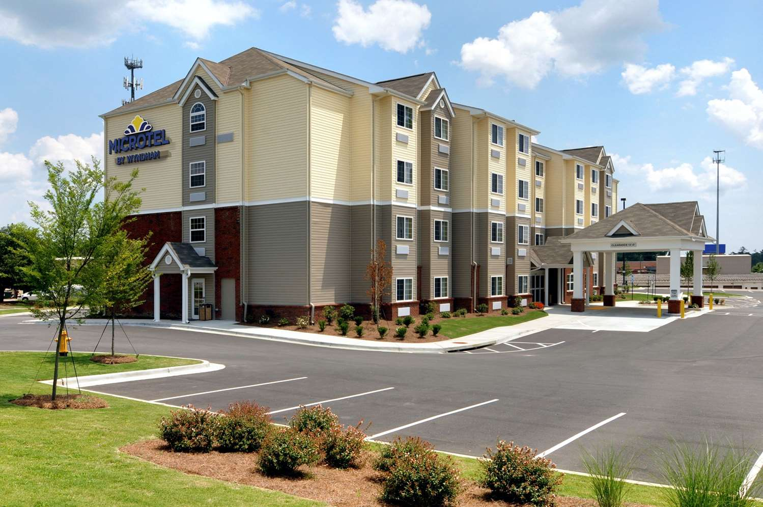 Exterior view - Microtel Inn & Suites by Wyndham Fort Benning Columbus