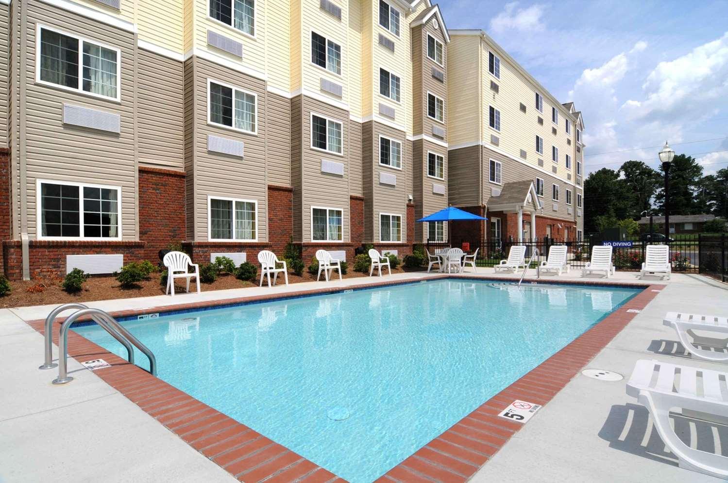 Pool - Microtel Inn & Suites by Wyndham Fort Benning Columbus