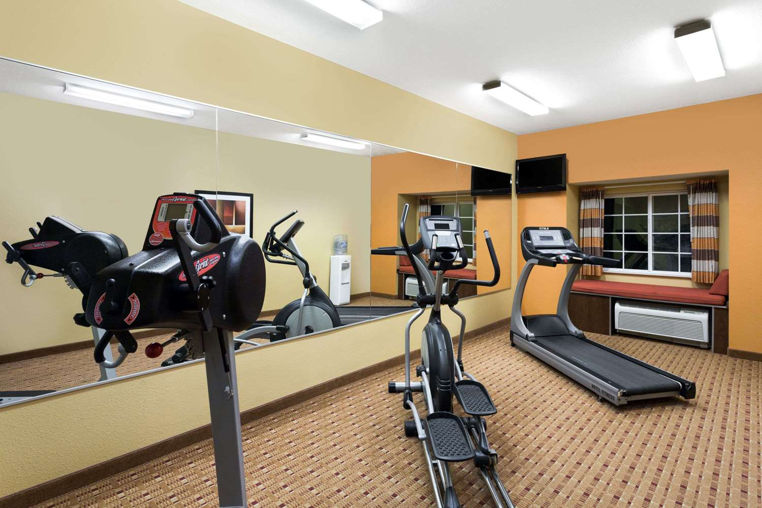 Fitness/ Exercise Room - Microtel Inn & Suites by Wyndham Greenville