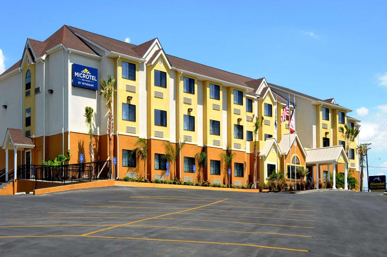 Exterior view - Microtel Inn & Suites by Wyndham New Braunfels