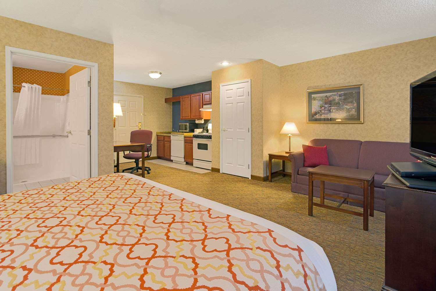 Suite - Hawthorn Suites by Wyndham Sharonville