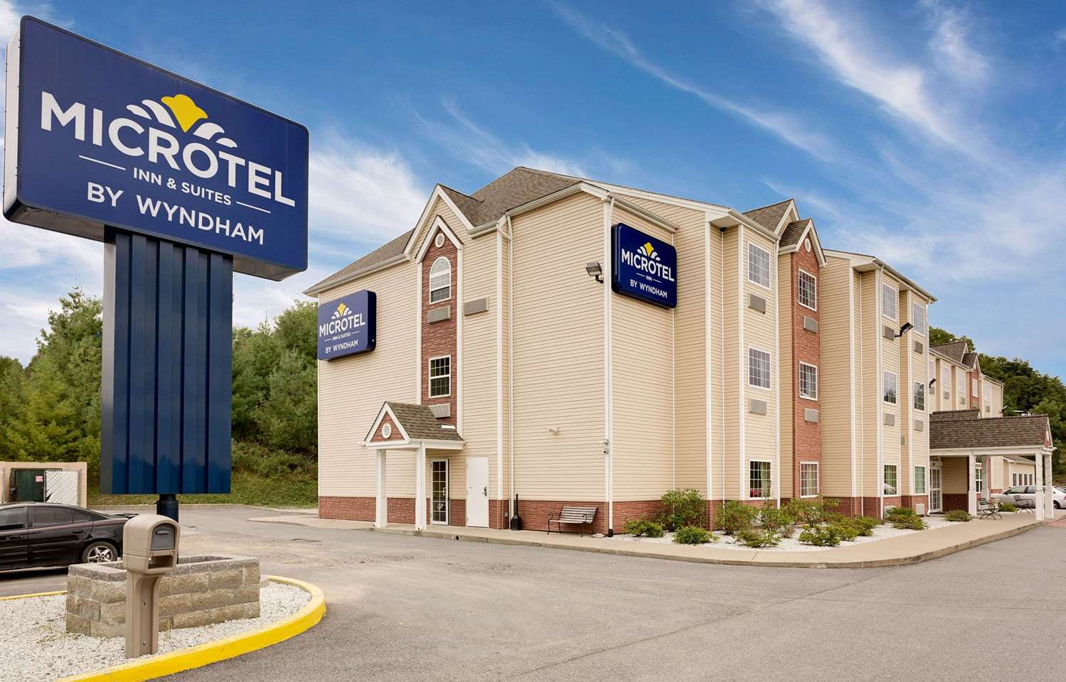 Exterior view - Microtel Inn & Suites by Wyndham Princeton