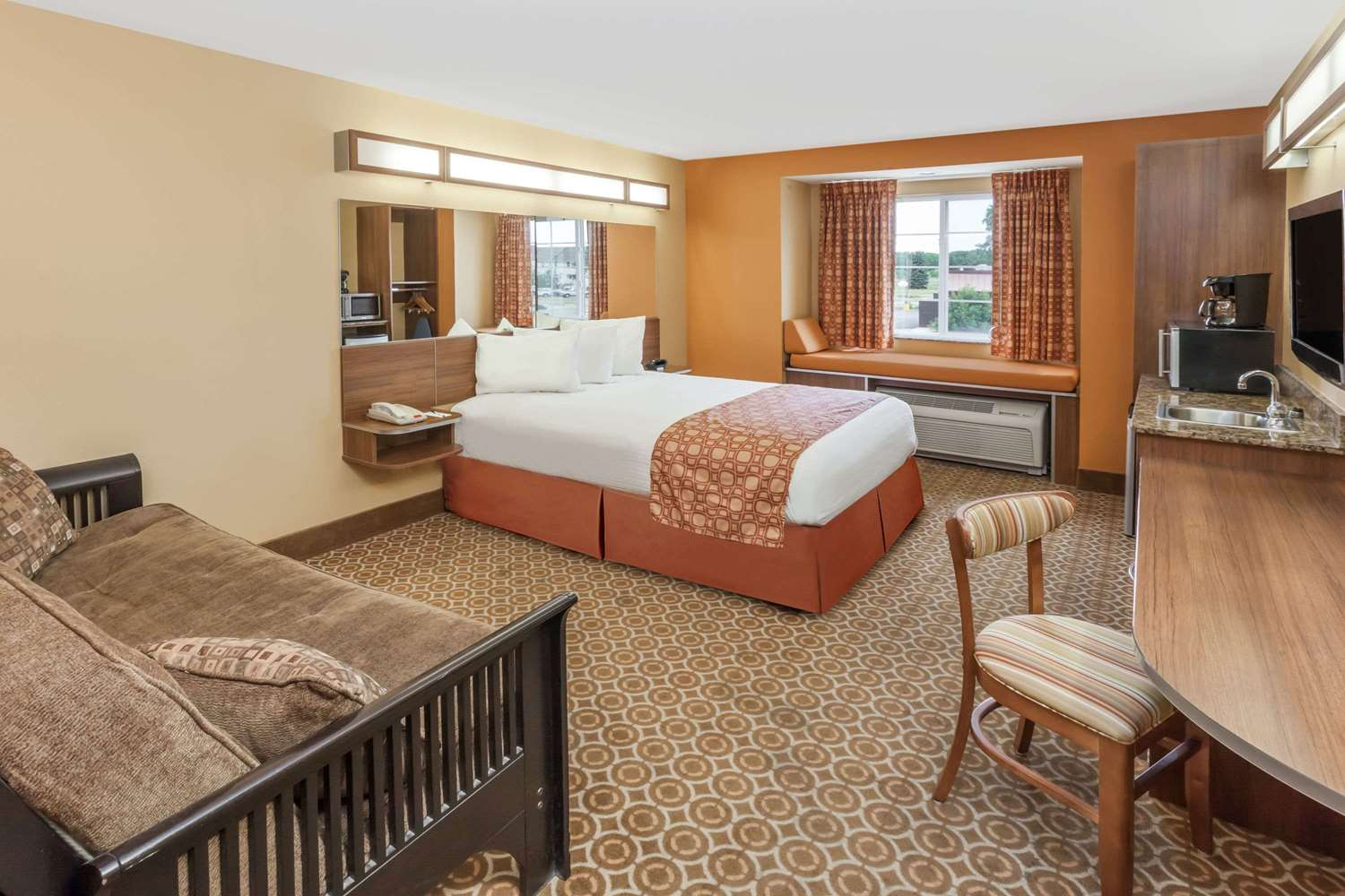 Room - Microtel Inn by Wyndham Notre Dame South Bend
