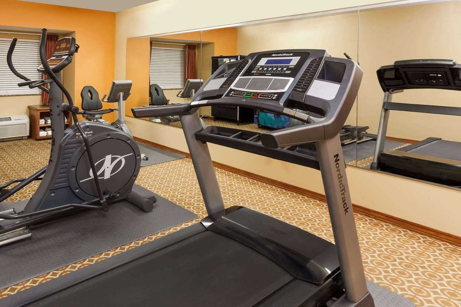 Fitness/ Exercise Room - Microtel Inn by Wyndham Notre Dame South Bend