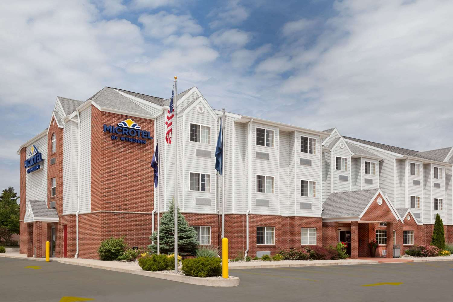 Exterior view - Microtel Inn by Wyndham Notre Dame South Bend