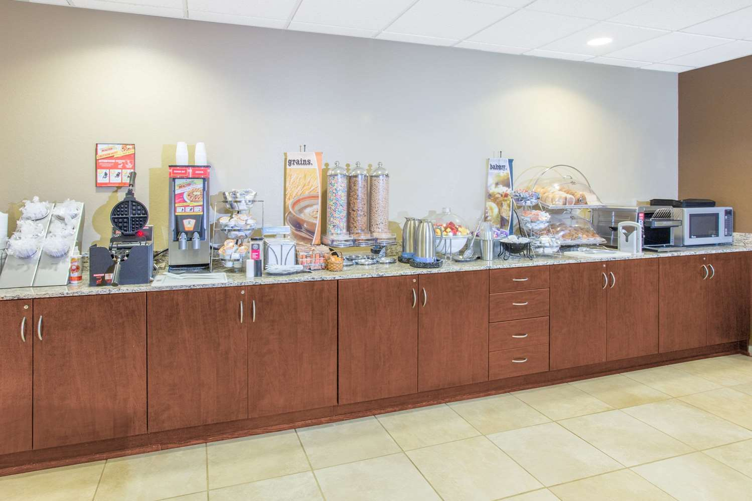 proam - Microtel Inn & Suites by Wyndham Mansfield