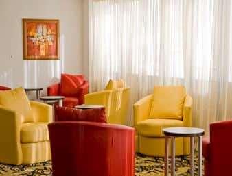 Lobby - Howard Johnson Hotel Centro Medico San Juan