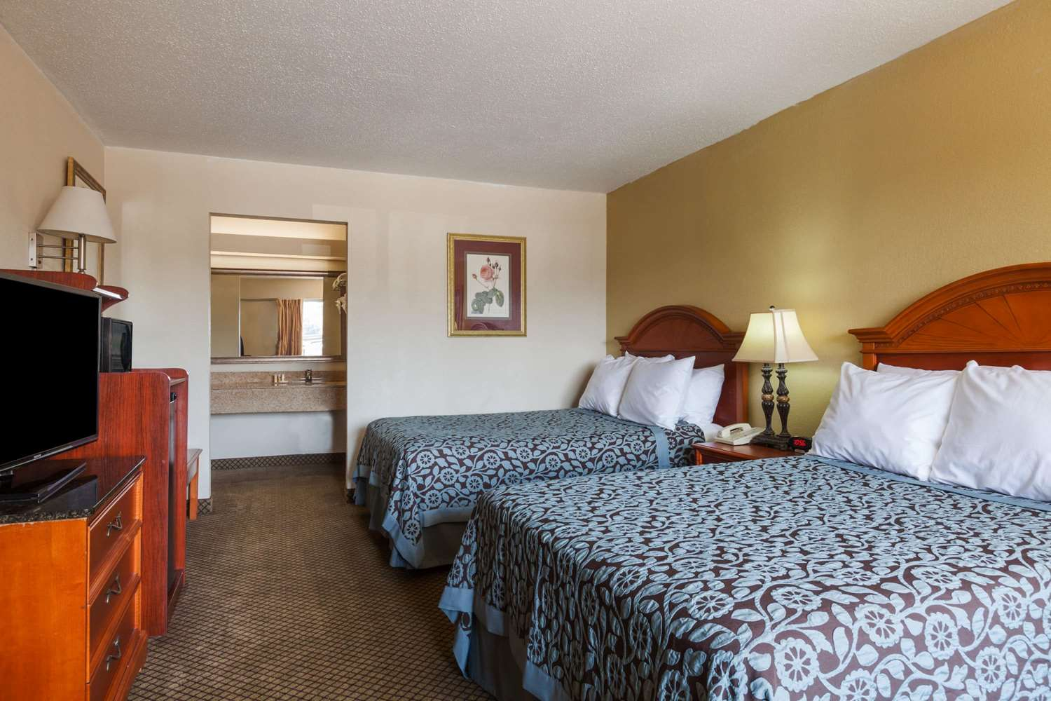 Room - Days Inn New Orleans Airport Kenner